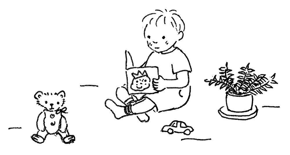 【絵本に再び出会う】思春期と絵本