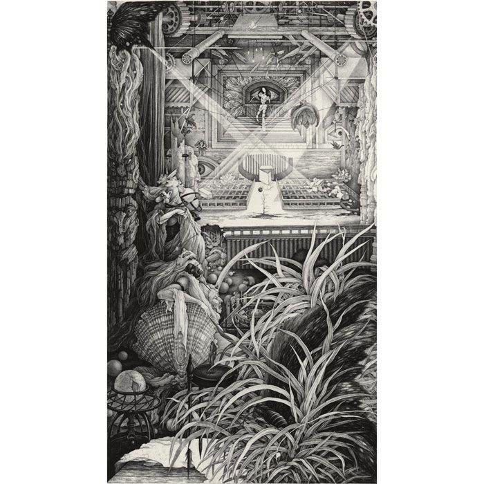 《八王子》「清原啓子」展 全身全霊で制作した幻想世界