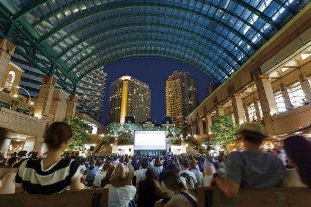 《恵比寿》緑あふれるガーデンプレイスで野外映画やヨガ、ライブ 「YEBISU GARDEN PICNIC」を今年も開催