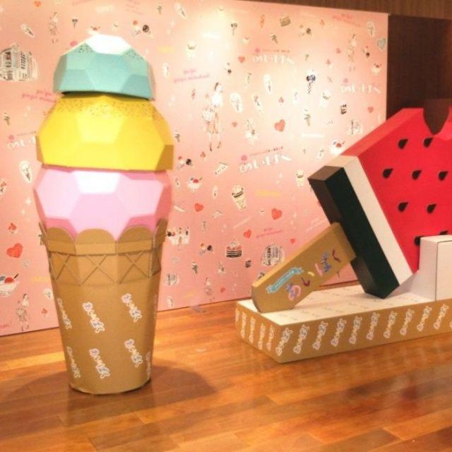 《銀座》全国から100種類以上のアイスが集結!「あいぱく®TOKYO」開催中