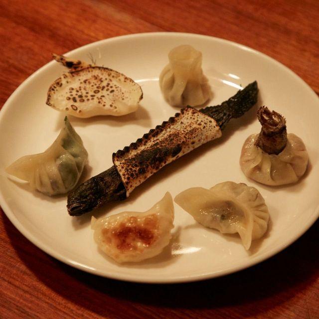 《荻窪》ワラスボやムツゴロウなど有明海の珍魚が、絶品餃子に変身!