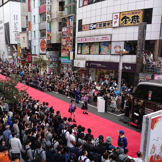 《渋谷》第8回 渋谷ファッションウイーク 12日(木)に開幕!