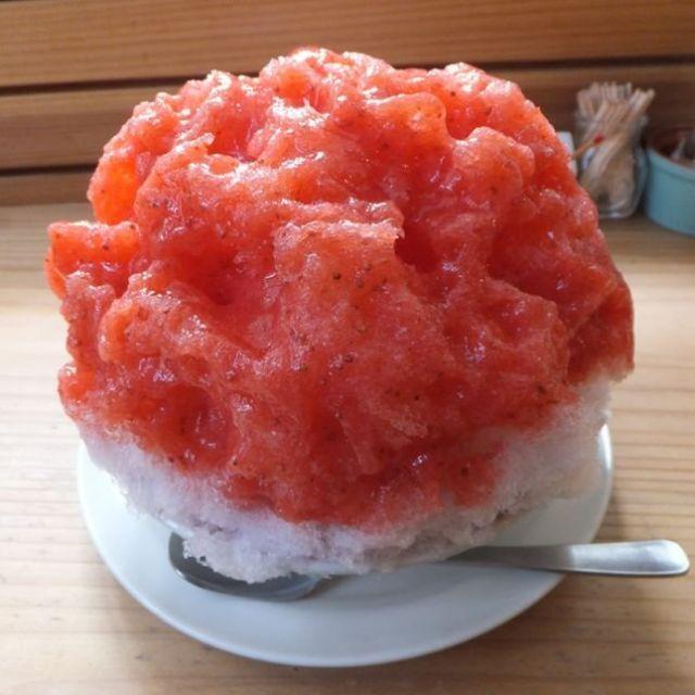 《荻窪》デザートのかき氷が本格的!絶品ラーメン屋