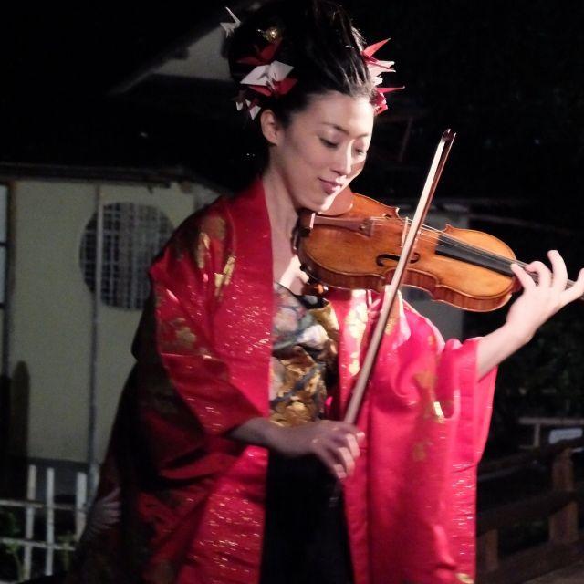 《京都》建仁寺塔頭・正伝永源院でストラディバリウス コンサート
