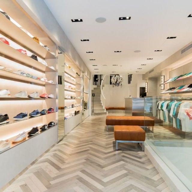 《銀座》「オニツカタイガー」ブランドの直営店がオープン