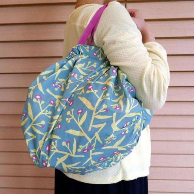 一気にたためるバッグ「Shupatto」でオシャレにお出かけしませんか