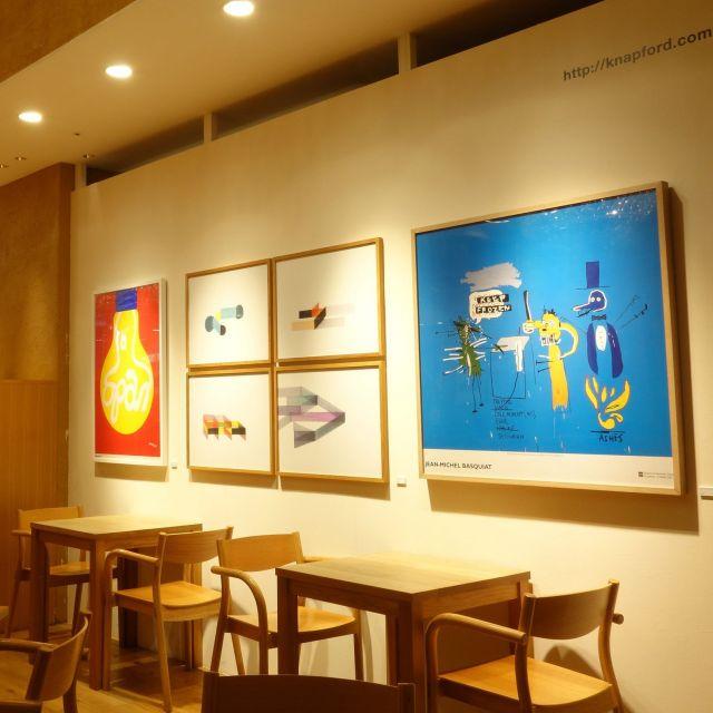 《新宿三丁目》インテリアにアートなポスターはいかが?「POSTER MARKET」開催中