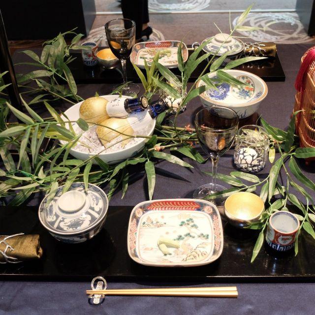 《新宿》季節感の出せる有田・伊万里焼を、日常生活に取り入れてみませんか