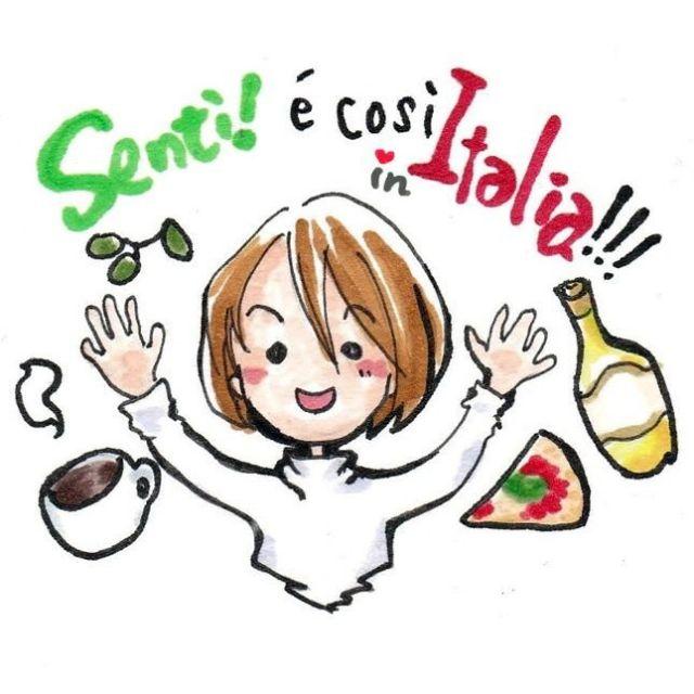 Senti ! é così in Italia !③ パスクア(復活祭)ってこんなのよ!