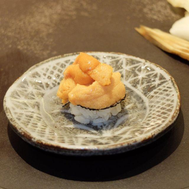 《銀座》寿司レストラン「銀座815」で、贅沢なトリュフづくしコースを堪能!