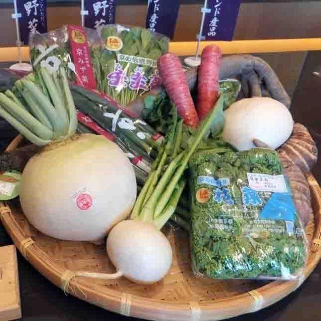《北参道など》京都府産食材を味わおう「京のおもてなし-2018・早春-」開催中