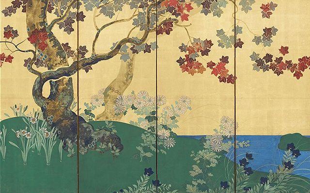 《池袋》芸術の秋、「江戸の琳派芸術」の世界をのぞいてみませんか