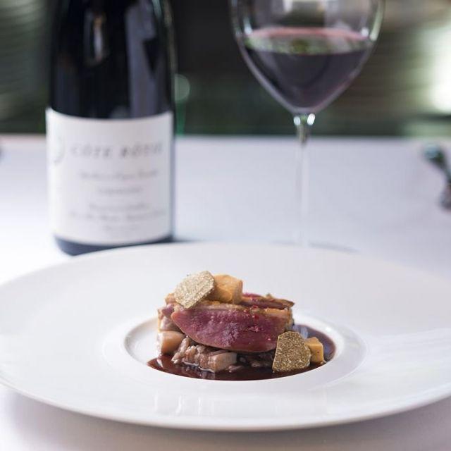 《恵比寿》料理とワイン…究極のペアリングを堪能できるレストラン