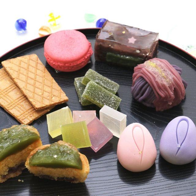 《二子玉川》若き和菓子の匠〝ワカタク〟が「和菓子の日」にちなんだイベント㊤