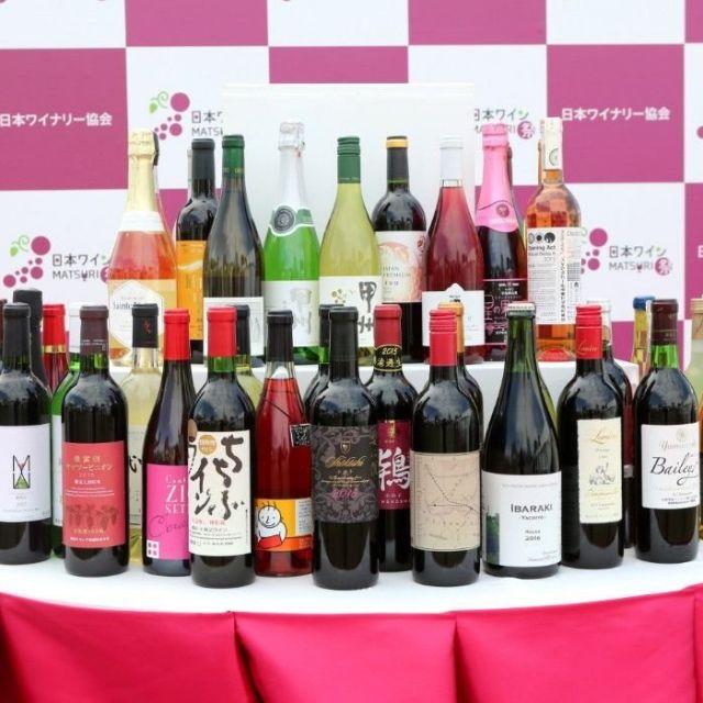《日比谷》『日本ワインMATSURI 祭』、13日(金)~15日(日)に開催