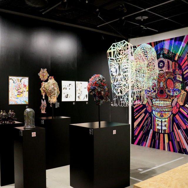 《渋谷》DIESELのアートギャラリーで仮面を集めた「MASKS」展