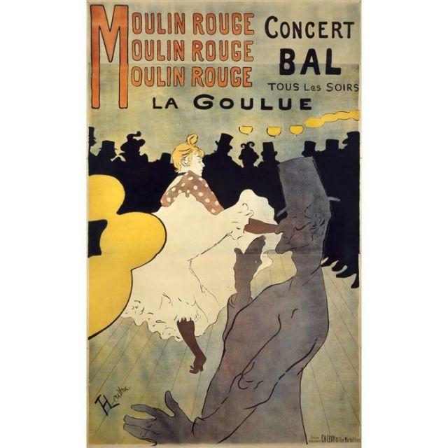 《東京》19世紀末のパリを彩ったリトグラフの数々「パリ・グラフィック」展