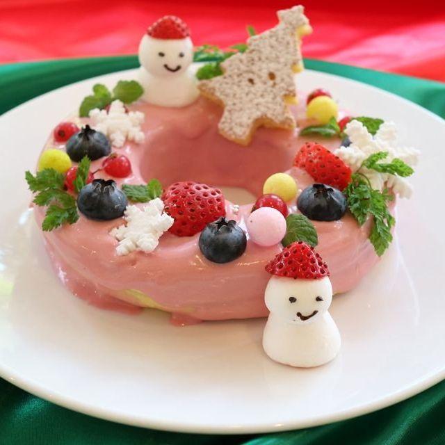 《中目黒など》今年食べておきたい!SNS映えOKクリスマスパンケーキ