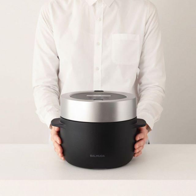 「感動のトースター」を生み出したBALMUDA、〝土鍋よりおいしい〟炊飯器を発売へ