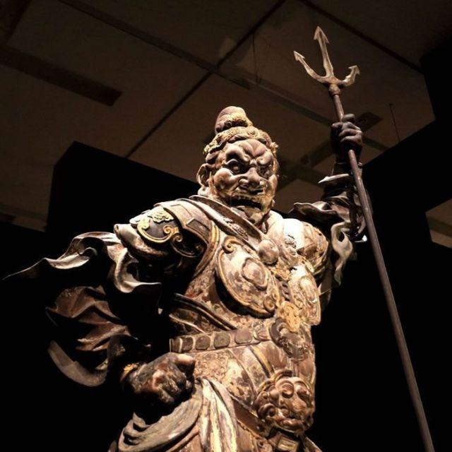 《上野》「運慶」展 現存は三十数点…生きた人間を思わせる迫真の造形