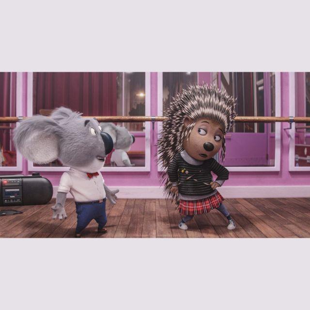 映画「SING/シング」ガース・ジェニングス監督 人生変える60曲を歌う動物たち