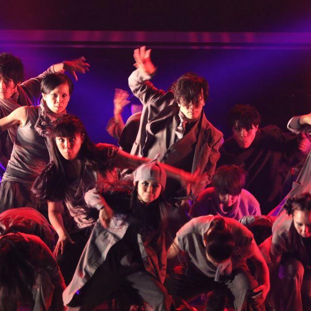 振付師のコンテスト「Legend Tokyo7」で「DAZZLE」が新作披露