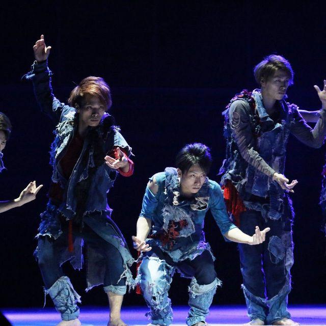 《横浜》「BLUE TOKYO」がヨコハマ大道芸に出演