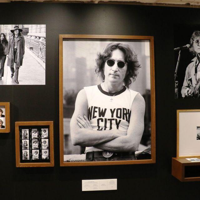 《池袋》ロック界で最も尊敬される写真家ボブ・グルーエン写真展 パルコミュージアムで