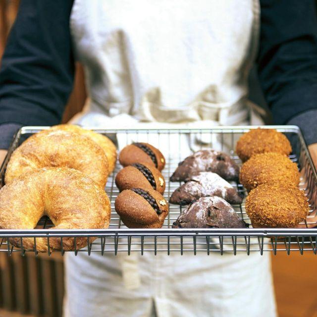 《銀座》年に1度のパンとコーヒーの祭典 三越で