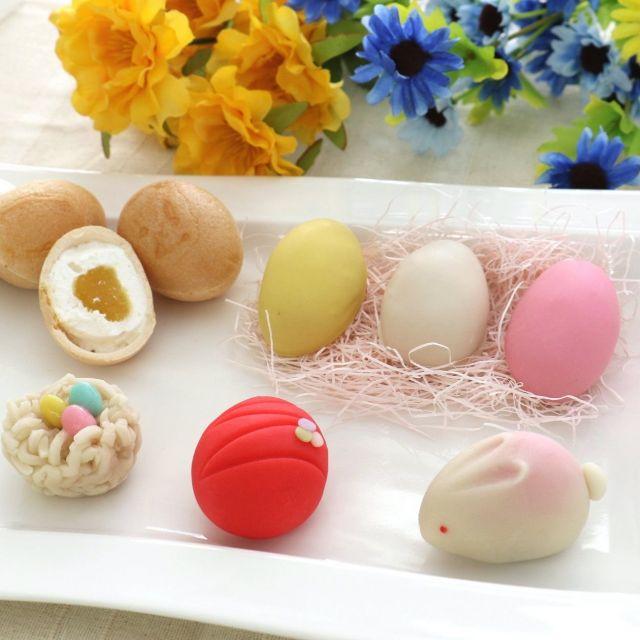 《横浜》イースターの和菓子で春を満喫 高島屋