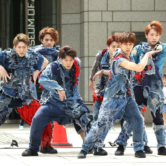 《横浜》ヨコハマ大道芸出演の「BLUE TOKYO」の魅力に迫る