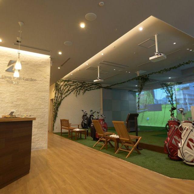 《東京》これからゴルフ行かない? オフィス街にゴルフガーデンがオープン