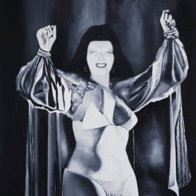 《初台》いまもっとも注目される画家 五木田智央の展覧会、開催中