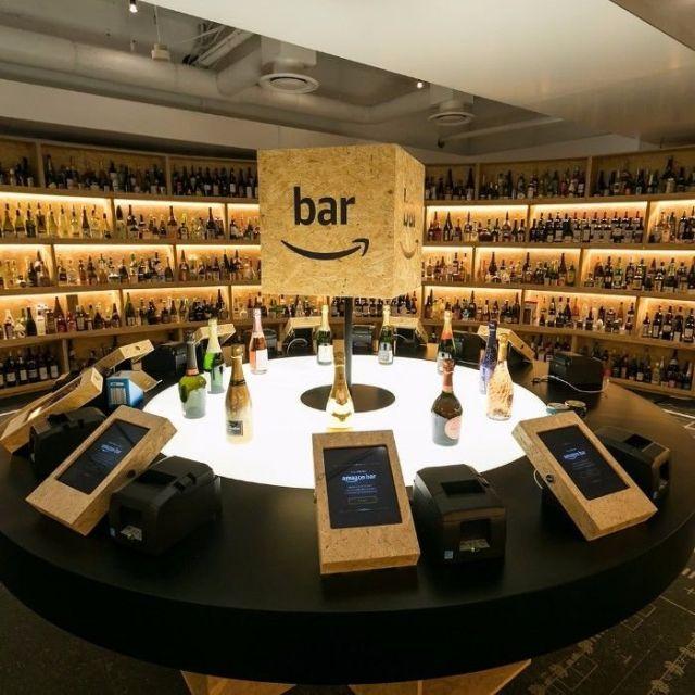 《銀座》新しいお酒との出合いを提供する『Amazon Bar』、29日(日)までの期間限定でオープン!