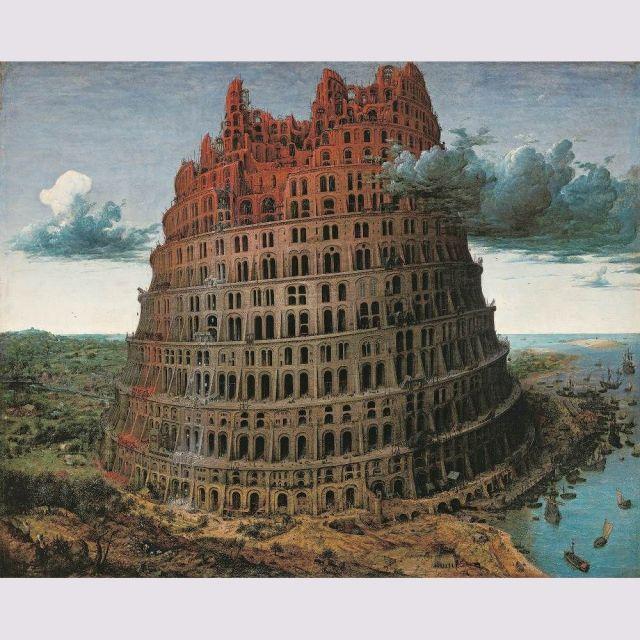 《上野》ブリューゲル「バベルの塔」展 「人間とは何か」を見つめて