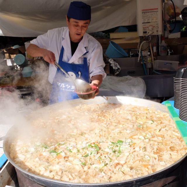 《日比谷》魚食の祭典「全国魚市場&魚河岸まつり」開幕!19日(日)まで