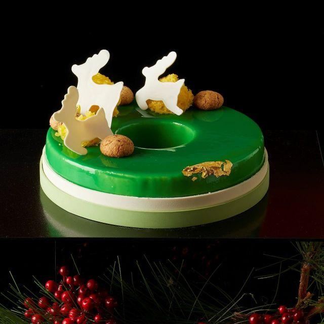 《六本木》今年のクリスマスは、遊び心あふれるケーキでにぎやかに
