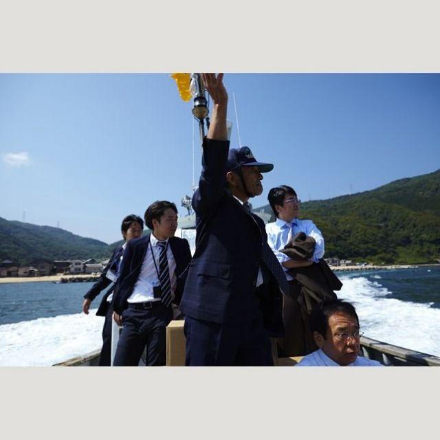 《銀座》百々新「鬼にも福にも-もうひとつの京都-」写真展 13日(水)まで開催