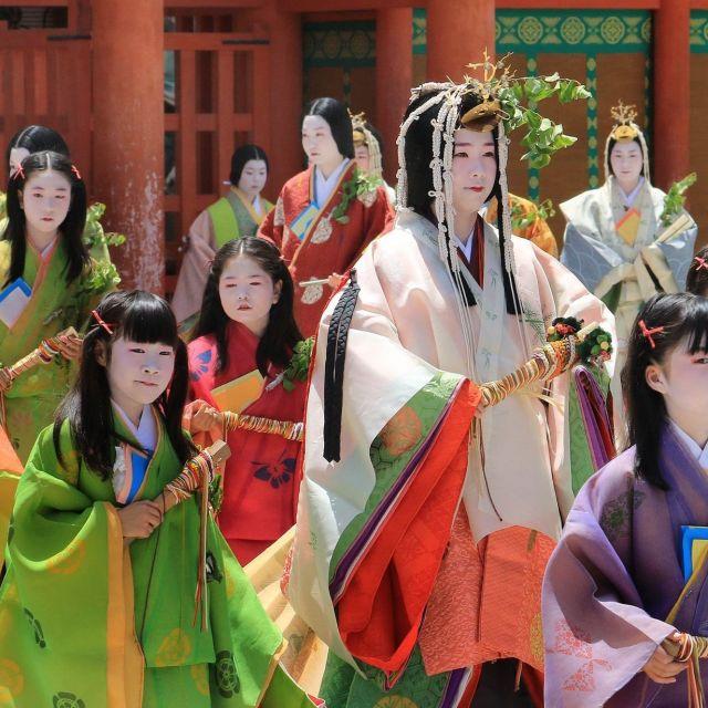 《京都》平成最後の葵祭が雅やかに行われる