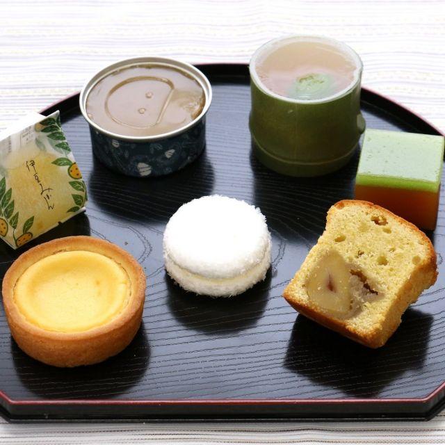 《横浜》冷やしておいしいお菓子