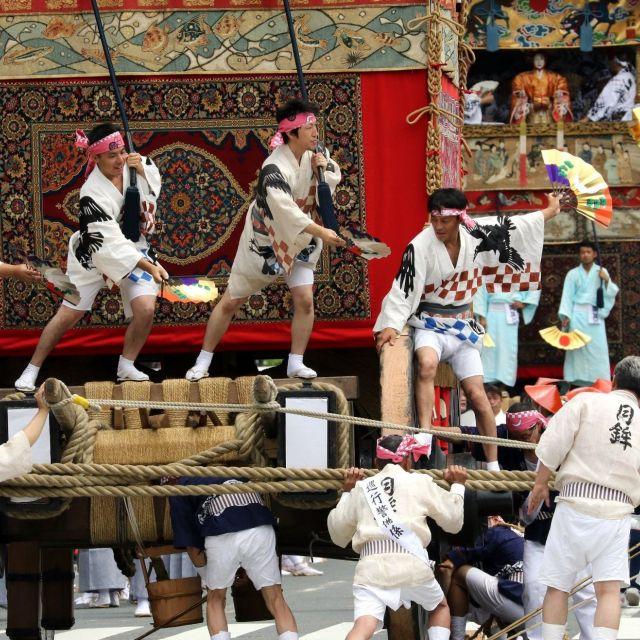 《京都》2017祇園祭 前祭 山鉾巡行 絢爛な23基が都大路を巡る