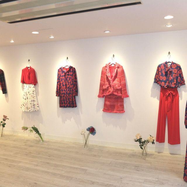 《神谷町》少女時代の思い出をデザインした「S for Shoko」の2018春夏コレクション