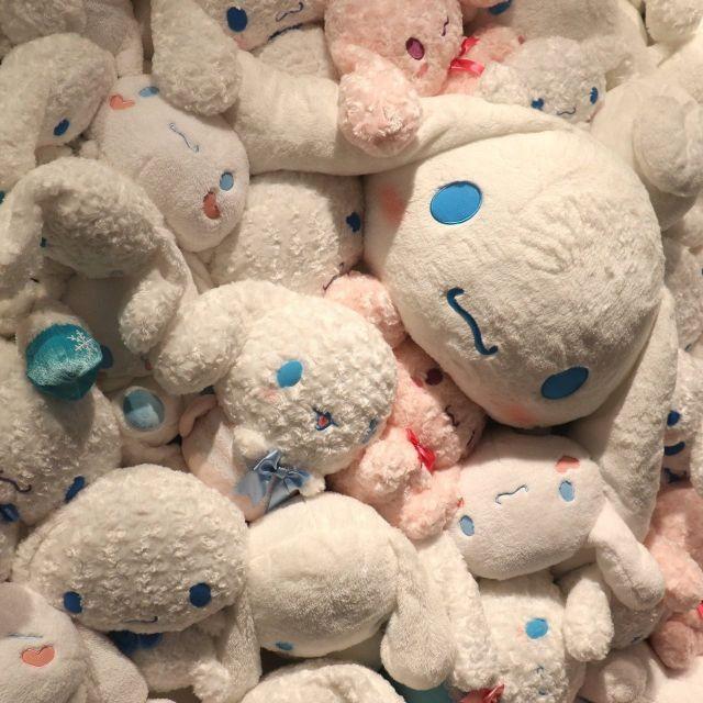 《銀座》真っ白でふわふわの〝シナモン〟の世界へようこそ 松屋で「シナモロール展」