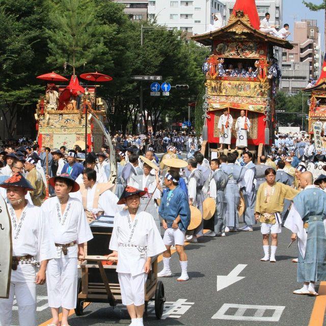 《京都》2017祇園祭を歩こう  ㊦