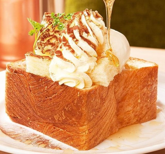 《神保町、大森》ハニートースト3種が19、20の2日間限定で半額 「カフェ&ベーカリー  ミヤビ」