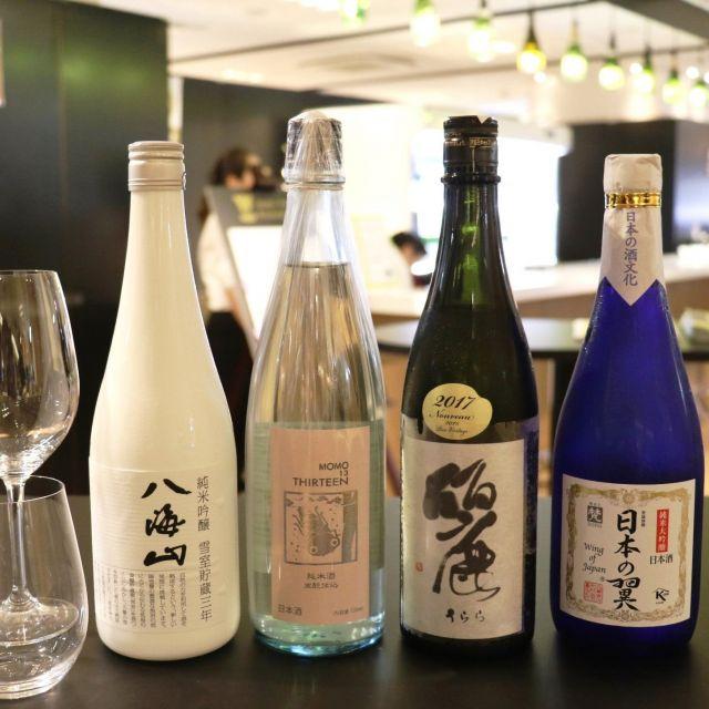 《新宿3丁目》さまざまな日本酒を味わえる「SAKE  マルシェ」を開催 伊勢丹で