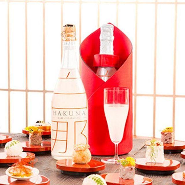 氷点下で楽しむスパークリング日本酒新登場、数量限定で発売中