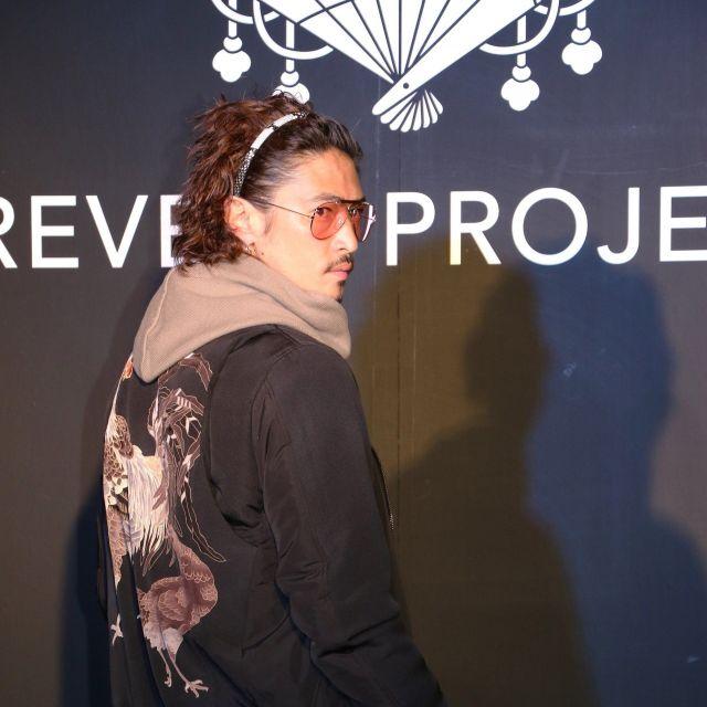《京都》TATRAS  JAPANが新ブランド「REVEAL PROJECT」を二条城で日本初お披露目