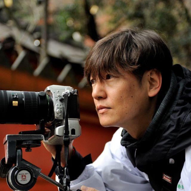 《奈良》井浦新さんが春日大社テーマに奈良で写真展開催