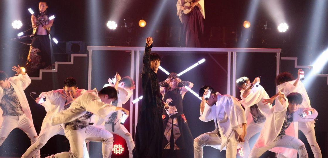 《浅草》ダンス公演「FINAL LEGEND」に豪華なゲスト ダンサーの大貫勇輔や津軽三味線の浅野祥ら